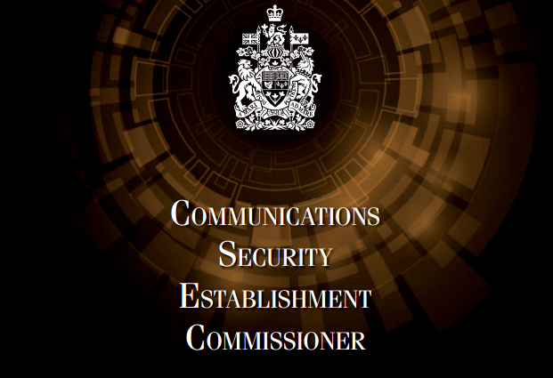 seal of the CSE Commissioner