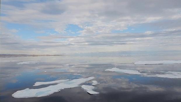 Arctic expanse