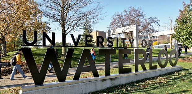 university of waterloo entrance