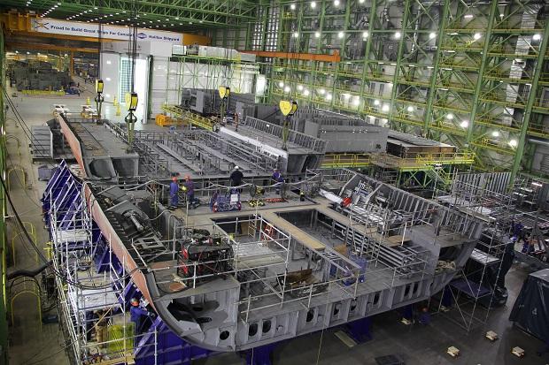 Irving Shipyard