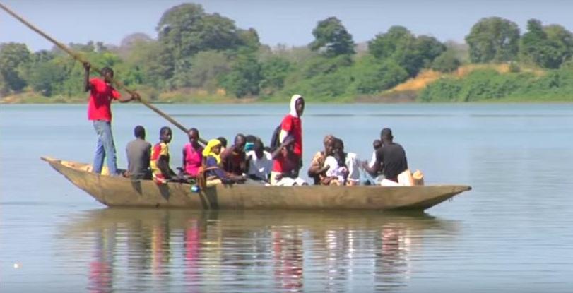 Senegal river craft