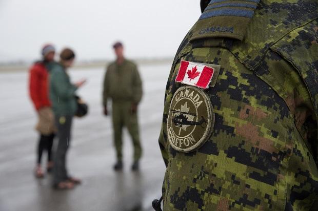 Canadian miliatry