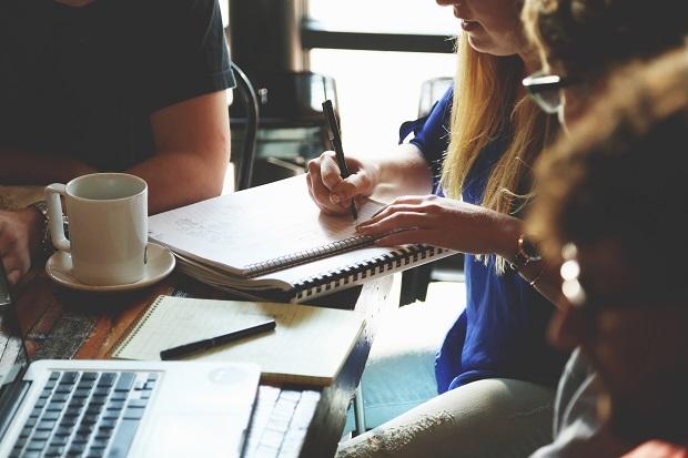 meeting, team employees, management