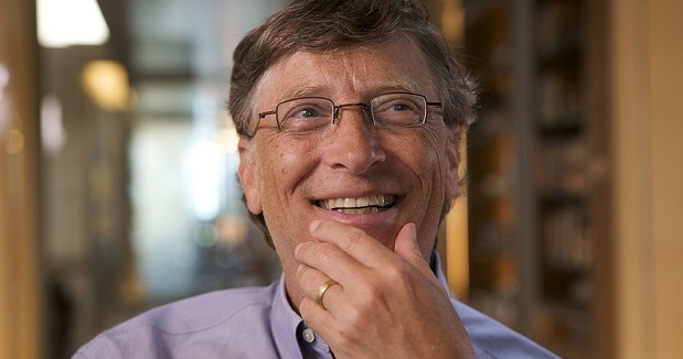 Bill Gates Microsoft Founder Big