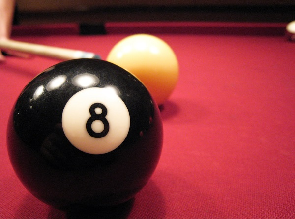 eight ball, eight