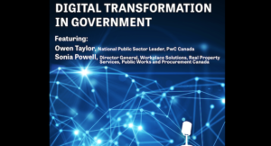 The government's transformation journey with GCWorkplace and how to have success in digital transformation