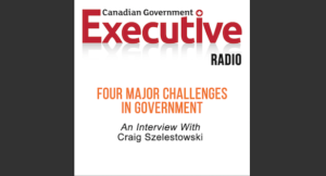 Four major challenges in government