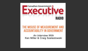 The misuse of measurement and accountability in government