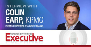 The future of transport, an interview with Colin Earp, KPMG