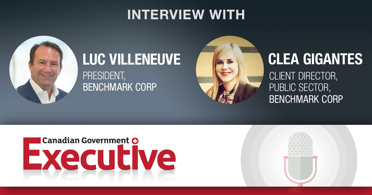 Benchmark shares how they are helping government accelerate their digital transformation