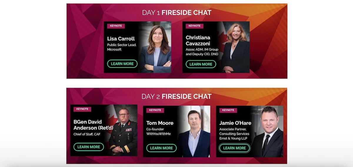 DX Summit Keynote Speakers to Inspire the Digital Conversation