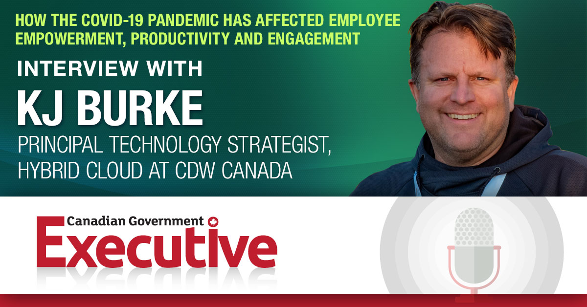 How the COVID-19 pandemic has affected employee empowerment, productivity and engagement